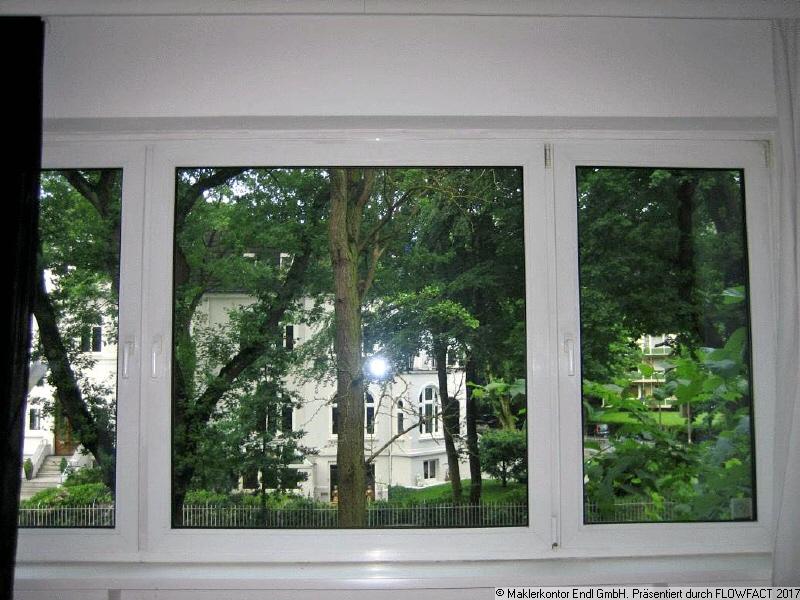 Ausblick-Fensterfront