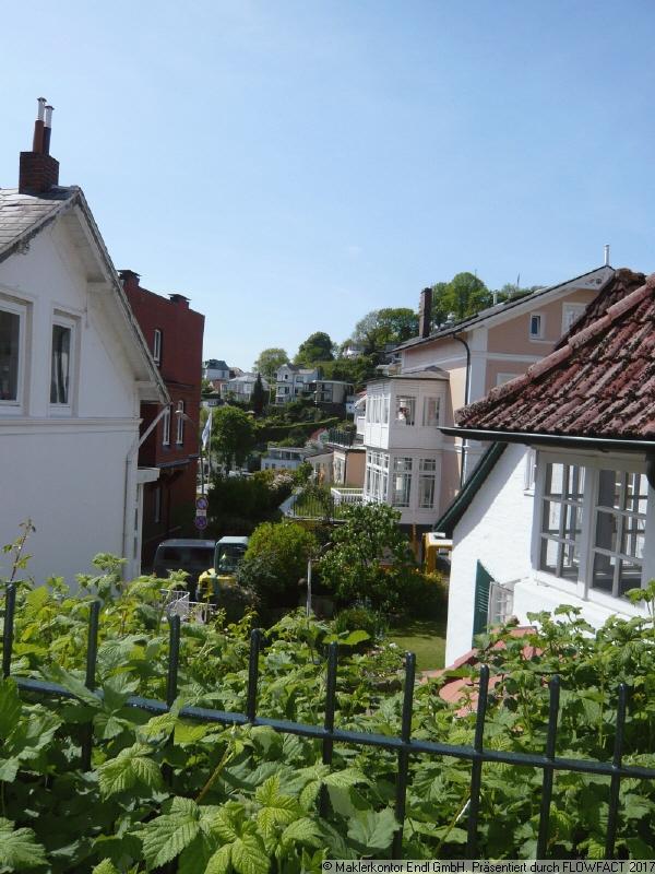 Blankeneser Treppenviertel - ihre Nachbarn