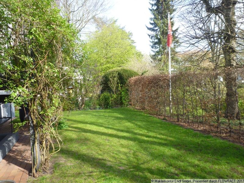 Gartenfläche zur gemeinschaftl Nutzung