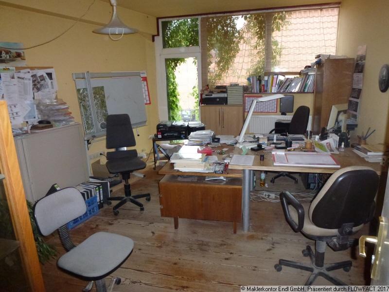 Werkstattbüro EG Hauptgebäude