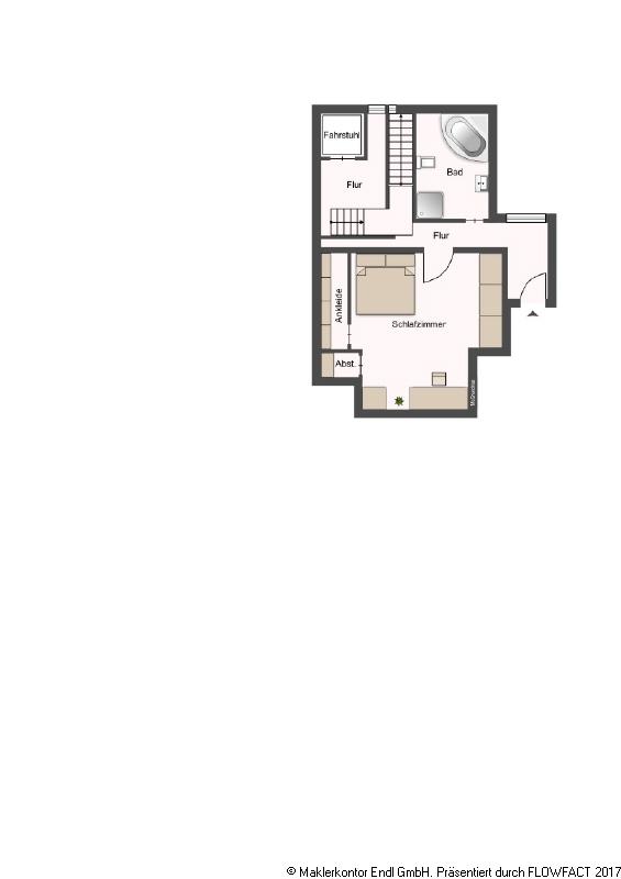 Grundriss Mittelgeschoss