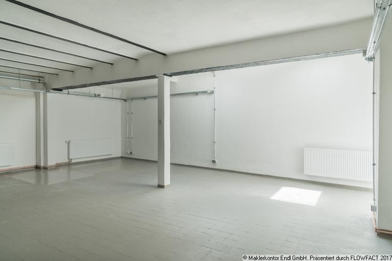 Raum 2 mit Oberlicht