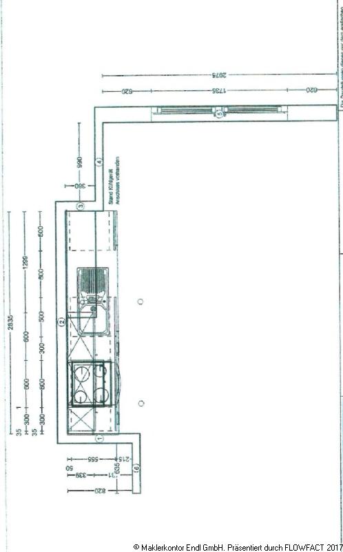 Küchenplan Bauerberg rechts